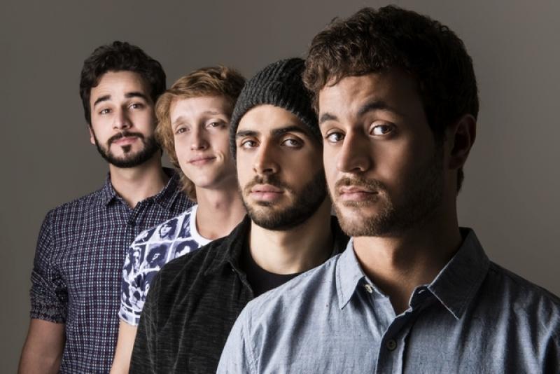Banda Jamz lança o segundo álbum