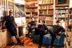 Bate-Papo com a banda Urbana Legion