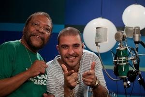 Diogo Nogueira e Martinho da Vila se apresentam em Porto Alegre no dia 23 de junho